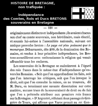 Histoire de Bretagne_souverains