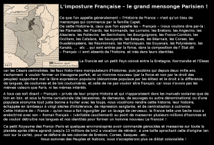 imposture française