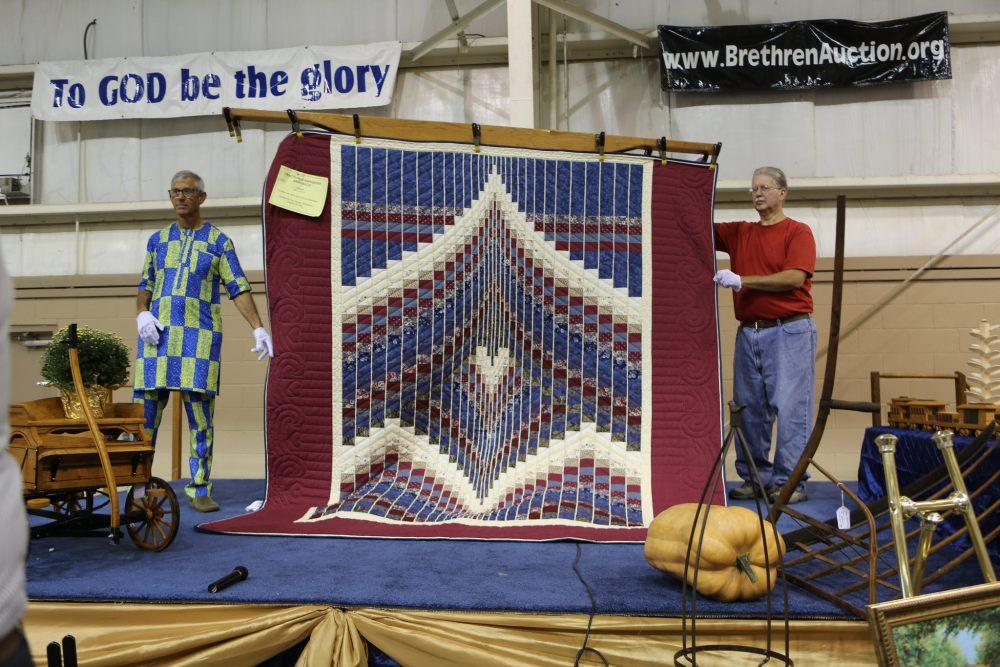 Brethren Disaster Relief Auction – Welcome
