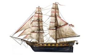 Old Sailing Ship Pirate