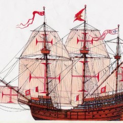Diagram Of A Caravel Ship Diode Wiring The Age Piracy Rp Su