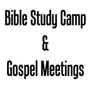 Event: Bible Study Camp & Gospel Meetings, Rajasthan