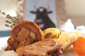 Plat de veau Breton Pie Noir