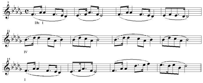 Example 1: Largo