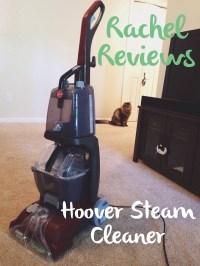 Rachel Reviews ^ Hoover Power Scrub Deluxe Carpet Washer ...