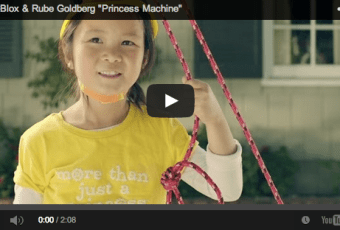 Goldieblox: The Princess Machine