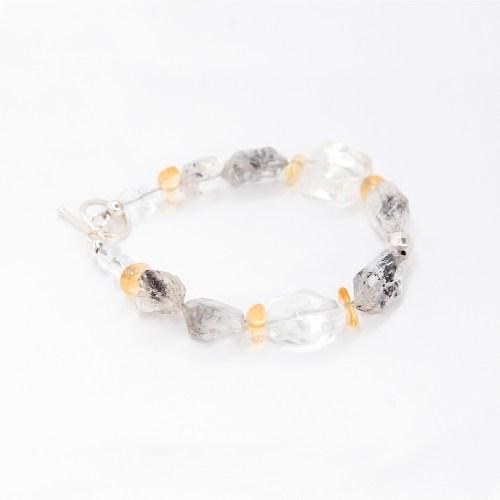 herkimer_diamond_citrine_light_gemstone-bracelet