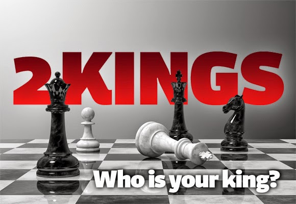 Who is your king?