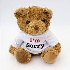 sorry bear hashtag game