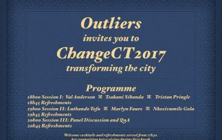 Outliers city transformation