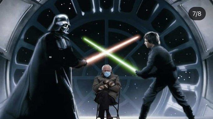 Bernie Wars