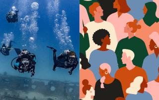 Episode 2 Diverse vs Divers