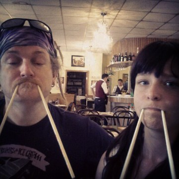 me and walrus wife