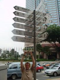 Malaysia Crossing