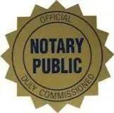 Nancy Buchanan, Brett Furman, Vice President of Operations, Notary Public