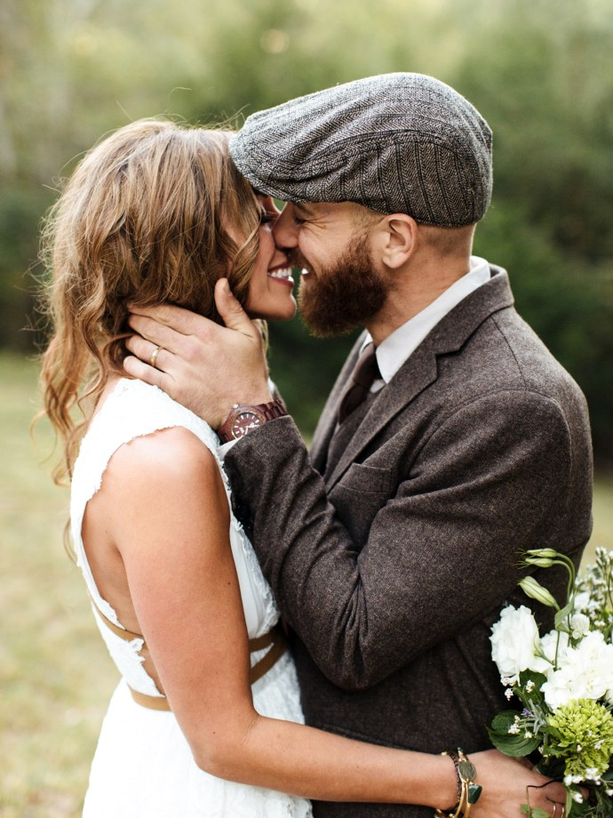 lindsey trey chapel hill woodland wedding