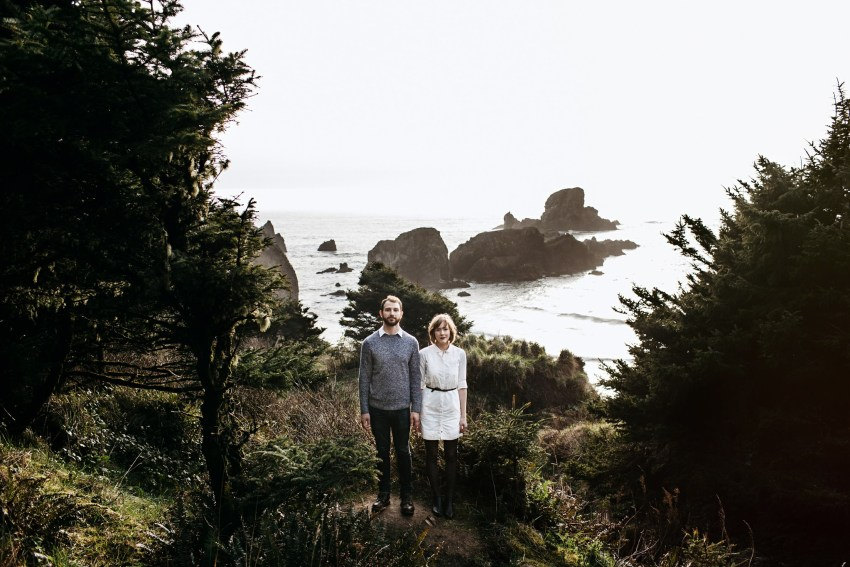 Cannon Beach Engagement