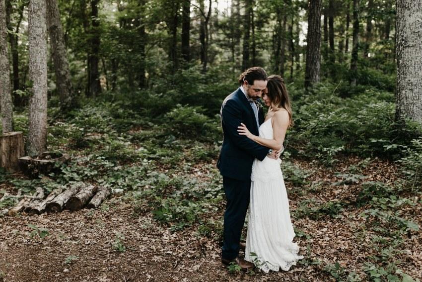 backyard wedding asheville