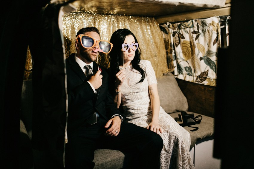 greenville south carolina wedding photobooth