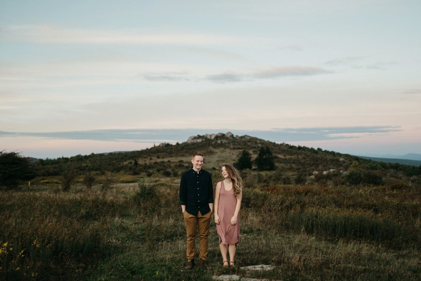 grayson highlands engagement