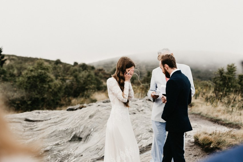 Brett & Jessica Photography | Asheville elopement locations