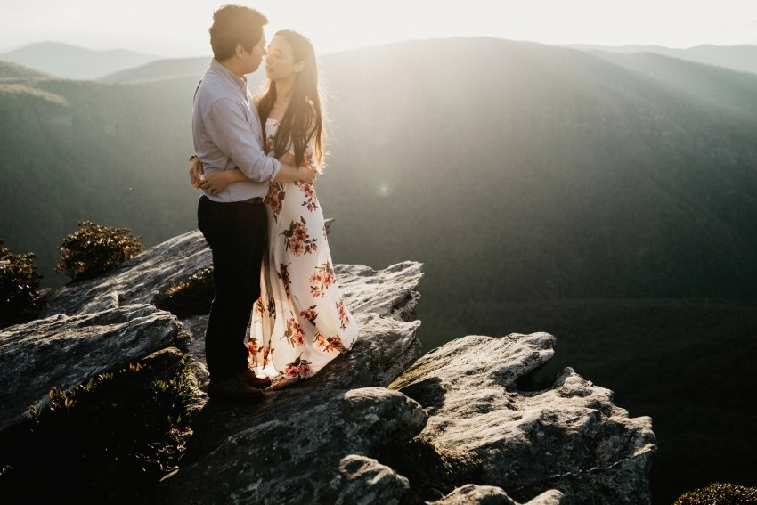 Appalachian mountain engagement