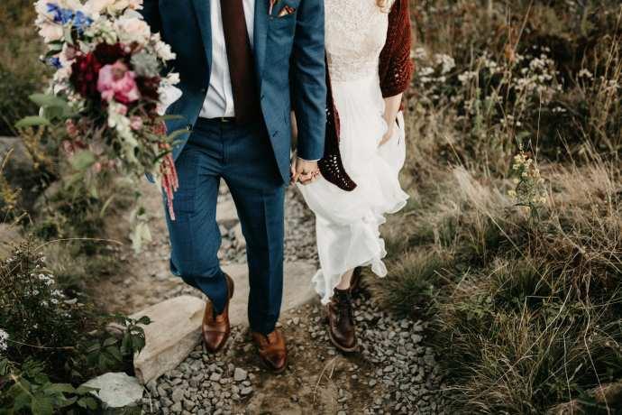 Asheville elopement photographer