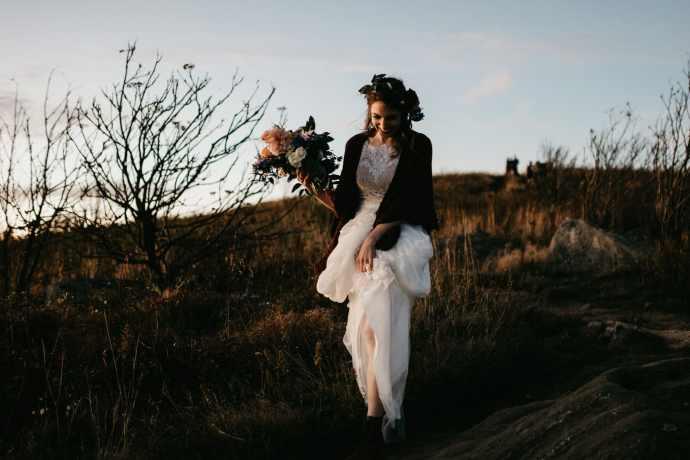asheville adventure elopement