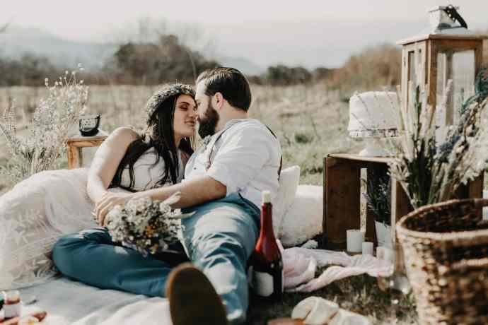 spring elopement asheville