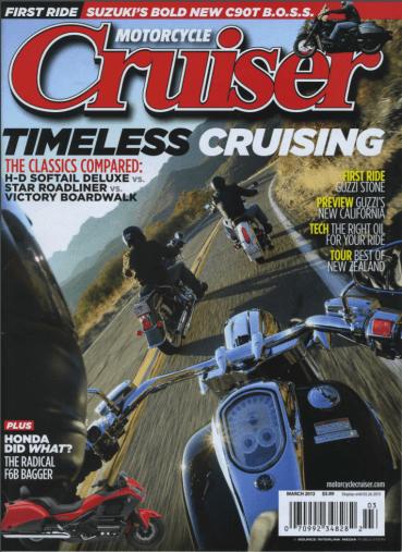 Cruiser magazine