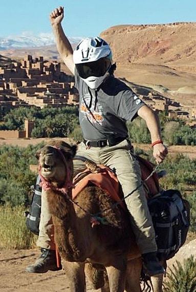 Adventure camel