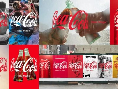 Coke Reveals New Logo and Tagline