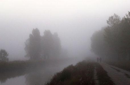 Canal de Castilla, near Frómista