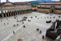 Praza Obradoiro, Santiago de Compostela