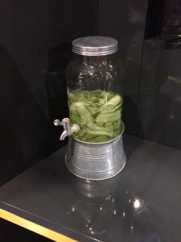 Free cucumber water
