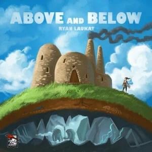 above and belowe box