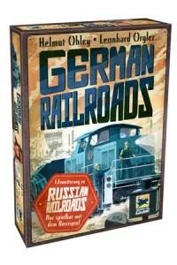 German Railroads box
