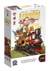 aramini-circus box