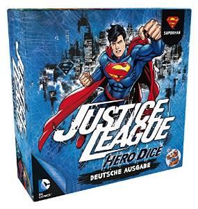 justice league superman box