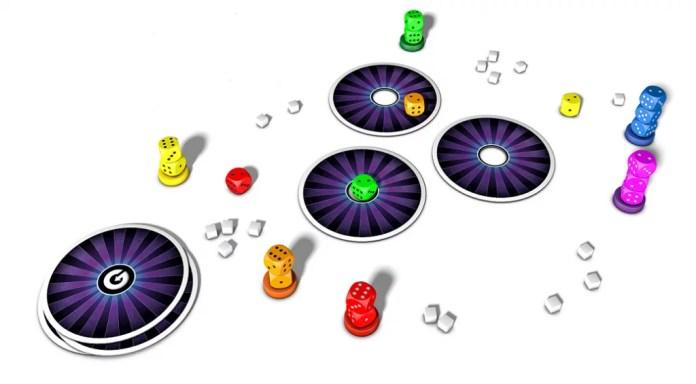Targets mat