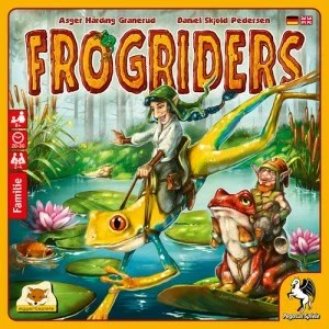 frogriders box
