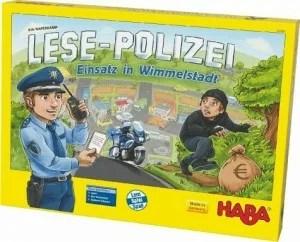 lese polizei box