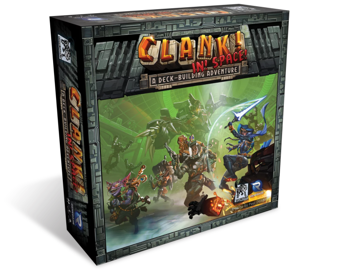 Clank in space box