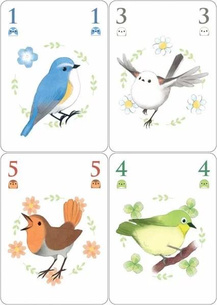 birdie fight