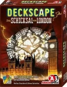 deckscape london