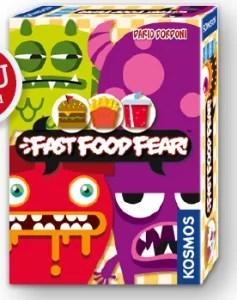 Fast food fear box