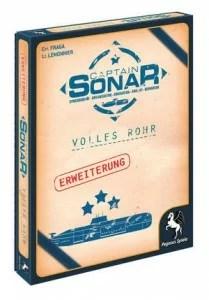 captain sonar volles rohr box