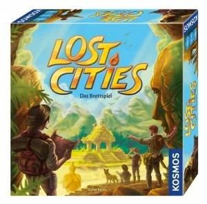 lost cities brettspiel box