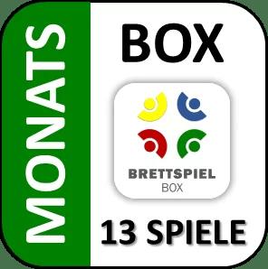 Video: Brettspiel Monats Box September / Oktober 2021