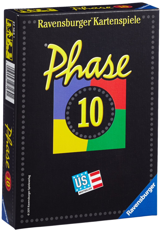 Phase 10 Kartenspiel Regeln